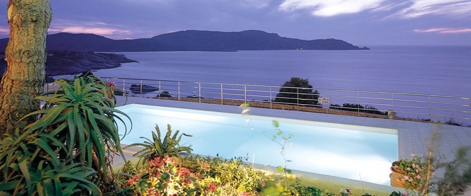 Hotel Calvi Corsica le Saint Erasme